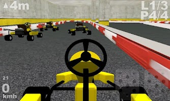 Screenshot of Kart Racing 3D