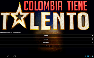 Screenshot of CTTColombia
