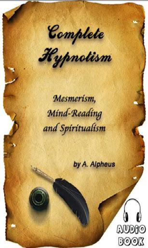 Complete Hypnotism Audio