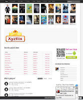 Screenshot of Xyzflix Free TV Shows & Movies