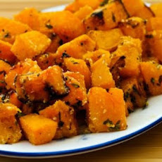 Butternut Squash with Thyme and Parmesan