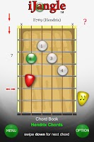 Screenshot of Guitar Chords Scales Tuner