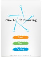 Screenshot of One touch Drawing