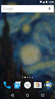Screenshot of Muzei Live Wallpaper
