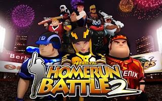 Screenshot of Homerun Battle 2