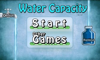 Screenshot of WaterCapacity