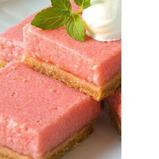 Mouth-​​Watering Watermelon Bars