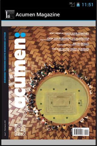 玩商業App|Acumen Magazine免費|APP試玩