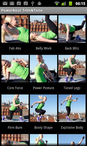 Workout Trim Tone Fitness