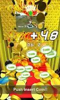 Screenshot of Funky Golden Coin Bomber