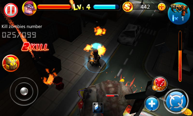 Zombie Craze Screenshot 5