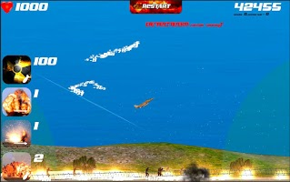 Screenshot of One in air : zombie attack
