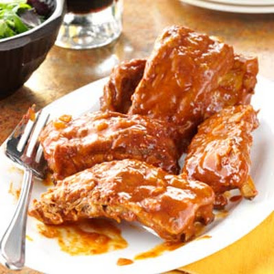 Slow & Easy Baby Back Ribs
