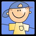 Kids activities icon