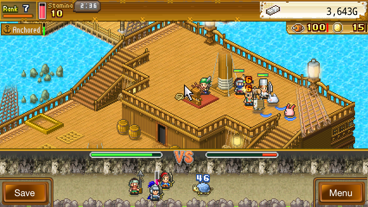 High Sea Saga Screenshot 9