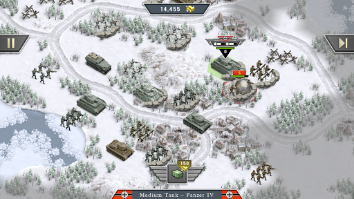 1941 Frozen Front TV - screenshot