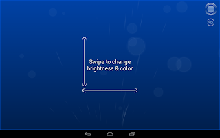 Screenshot of TF: Color & Mood Light