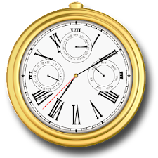 3D Pocket Watch Live Wallpaper