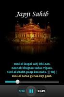 Screenshot of Japji sahib - Audio and Lyrics