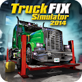 Game Truck Fix Simulator 2014 APK for Kindle
