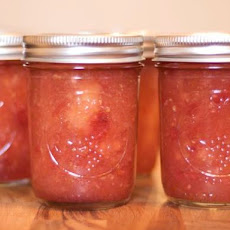 Pineapple-Raspberry Jam
