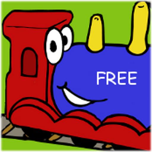 火车,汽车,游戏为幼儿和儿童 教育 LOGO-玩APPs