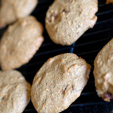 Healthy Sugar Free Peanut Butter Banana Cookies