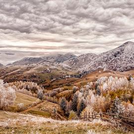by Ariseanu Genu - Landscapes Cloud Formations