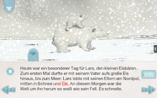 Screenshot of Kleiner Eisbär