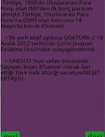 Screenshot of Kpss Genel Kültür