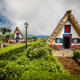 Santana - Madeira by Wim Moons - Buildings & Architecture Homes ( ilha da madeira, funchal, prt, portugal, santana )