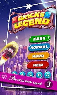 Bricks Legend - screenshot