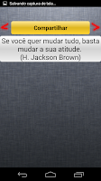 Screenshot of Frases para Facebook