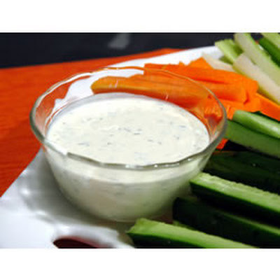 Creamy Dill Dipping Sauce