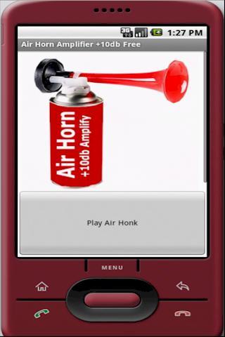 Air Horn Amplifier +10db free