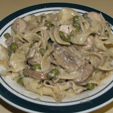 Greeny's Comfort Crock Pot Mushroom Chicken