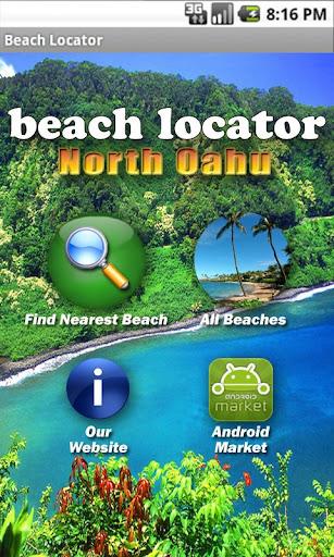 Beach Locator Pro North Oahu