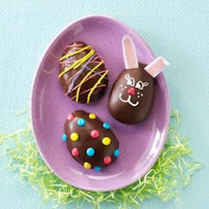 Peanut Butter Easter Eggs