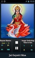Screenshot of Gayatri Mantra
