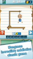 Screenshot of Hangman – Word Guessing Game
