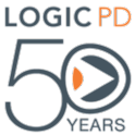 Logic PD 3D logo icon