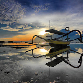 by Denny Iswanto - Transportation Boats