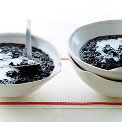 Black Rice Pudding