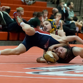 Give a Little More by Tabitha Cowan - Sports & Fitness Other Sports ( indiana, princeton, wrestling, youth wrestling, siewc )