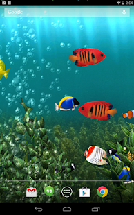 App Aquarium Free Live Wallpaper APK for Windows Phone