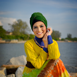 by Sham Harun Thephotoscene - People Portraits of Women