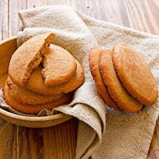 Emmer Shortbread Cookies