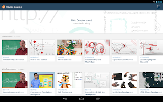 Screenshot of Udacity - Learn Programming