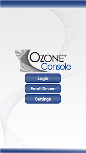 Ozone Console Mobile - screenshot