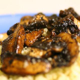 Mushroom Herb Couscous Recipes